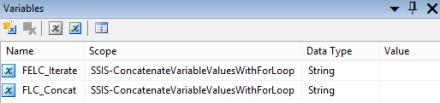 Concat2-Variables